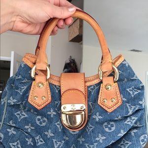 Louis Vuitton Pleaty bag, gorgeous vintage